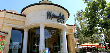 Photo of Calabasas CA Marmalade Cafe Location